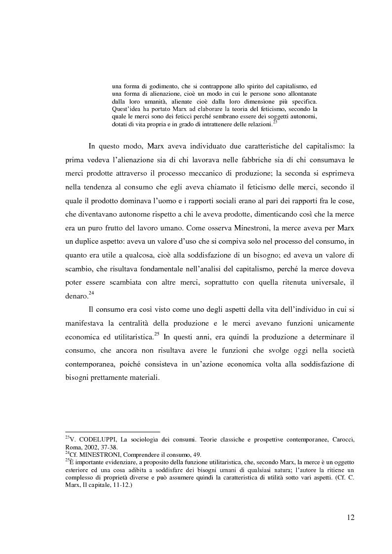 Anteprima della tesi: Le pratiche di consumo degli adolescenti e dei giovani italiani nelle ricerche pubblicate dal 2000 al 2009, Pagina 6