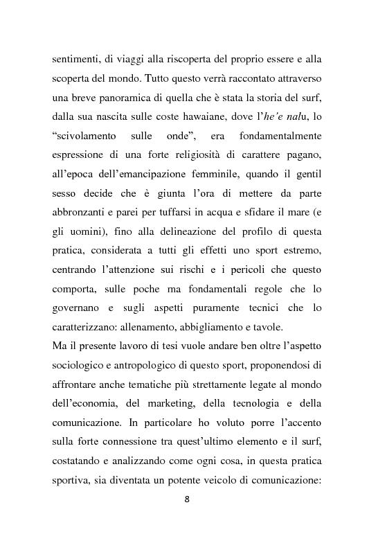 Anteprima della tesi: L'elogio del surf, Pagina 3