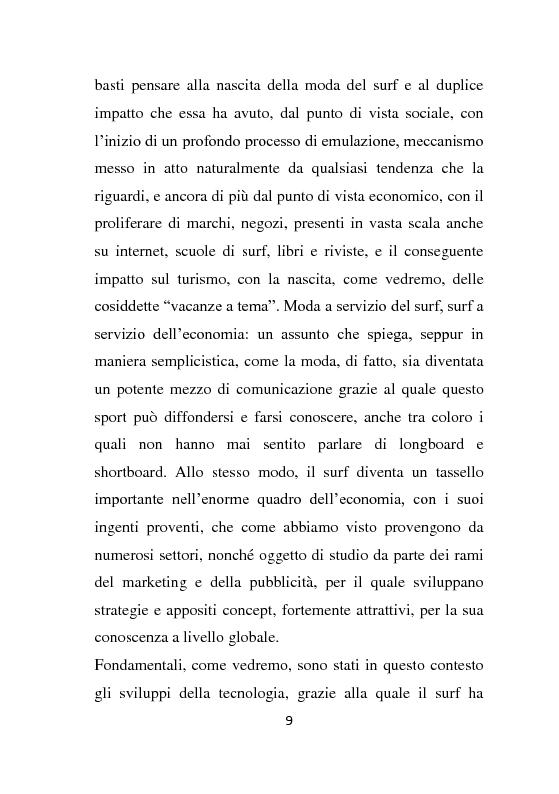 Anteprima della tesi: L'elogio del surf, Pagina 4