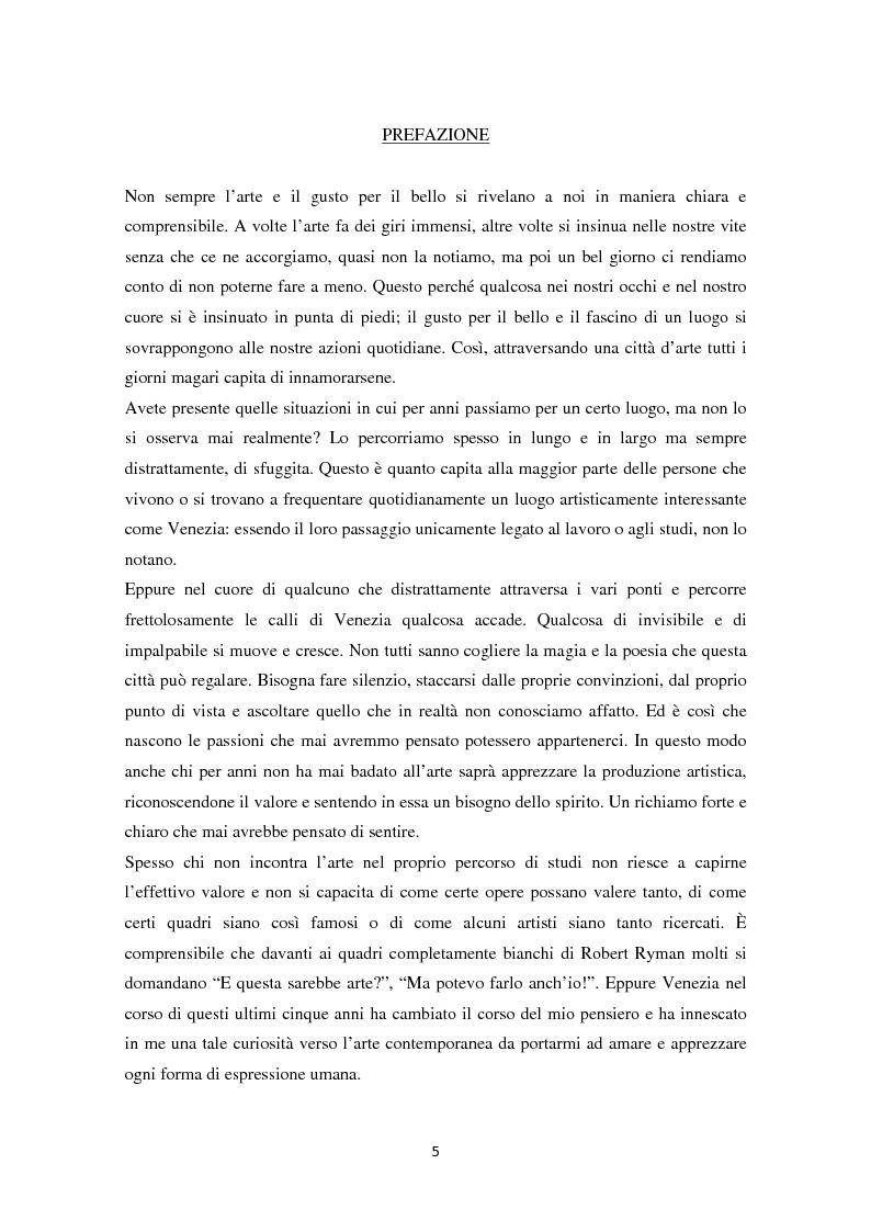 Anteprima della tesi: Investire in Arte Contemporanea, Pagina 2
