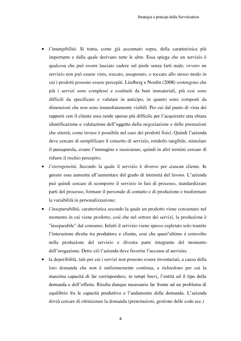Anteprima della tesi: Valore per il cliente e riprogettazione della service-chain: un'applicazione nel settore dell'elettrodomestico bianco., Pagina 9