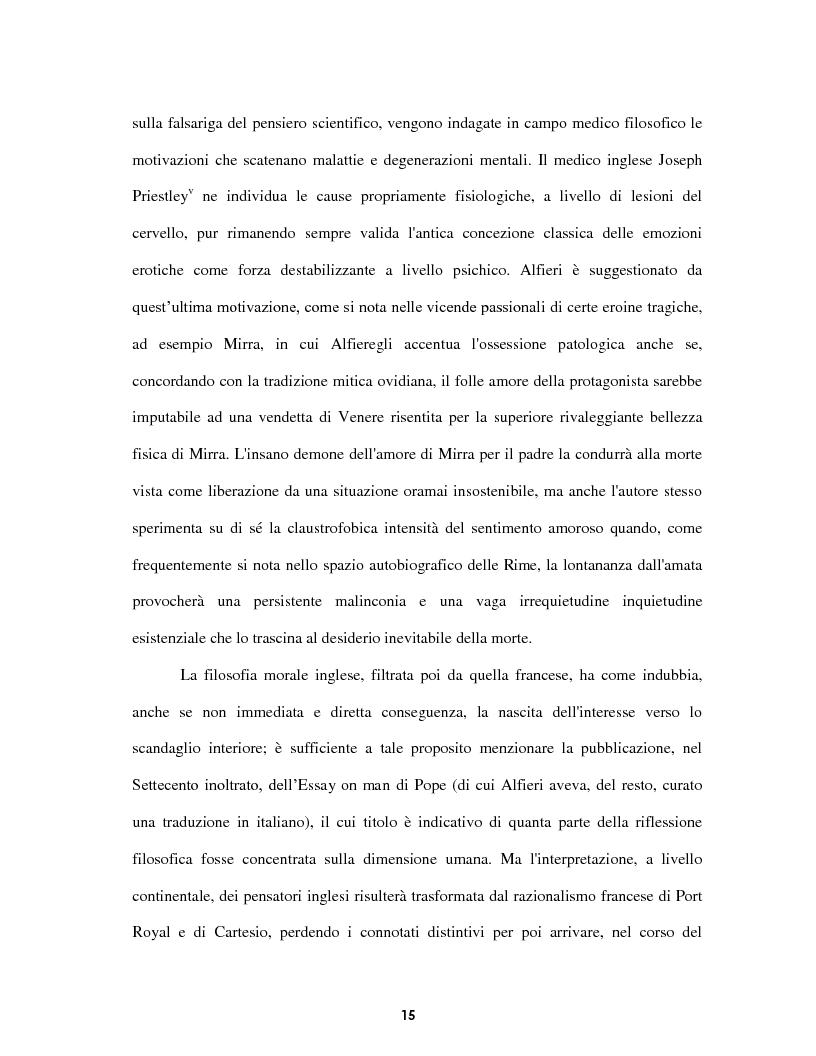 Anteprima della tesi: Le voci dell'Io. Autobiografia e automitografia nell'opera di Vittorio Alfieri, Pagina 12