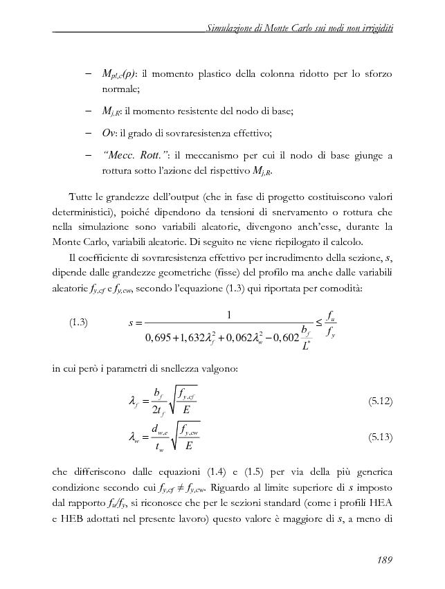 Anteprima della tesi: Influenza della variabilità dei materiali nella progettazione a completo ripristino di resistenza dei nodi di base in acciaio, Pagina 12