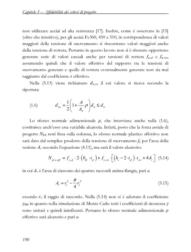 Anteprima della tesi: Influenza della variabilità dei materiali nella progettazione a completo ripristino di resistenza dei nodi di base in acciaio, Pagina 13