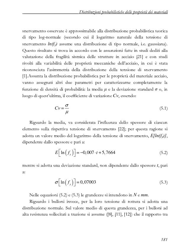 Anteprima della tesi: Influenza della variabilità dei materiali nella progettazione a completo ripristino di resistenza dei nodi di base in acciaio, Pagina 4
