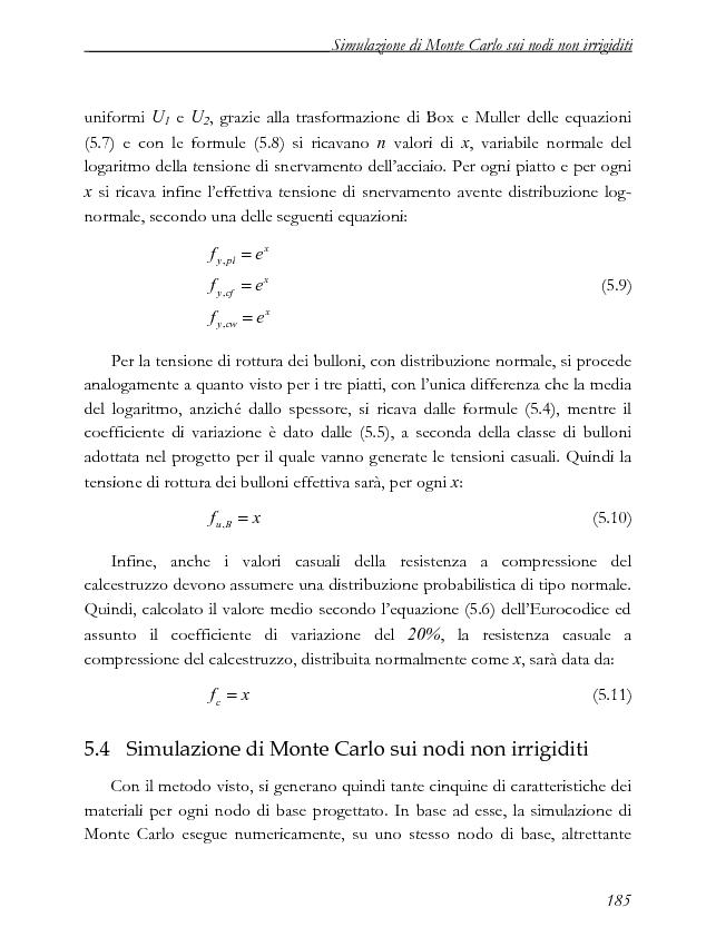 Anteprima della tesi: Influenza della variabilità dei materiali nella progettazione a completo ripristino di resistenza dei nodi di base in acciaio, Pagina 8