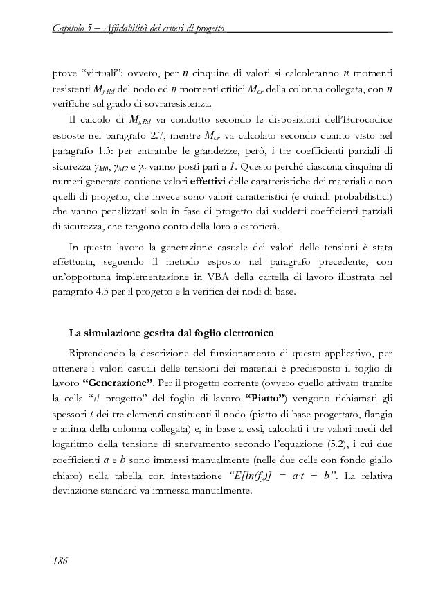 Anteprima della tesi: Influenza della variabilità dei materiali nella progettazione a completo ripristino di resistenza dei nodi di base in acciaio, Pagina 9
