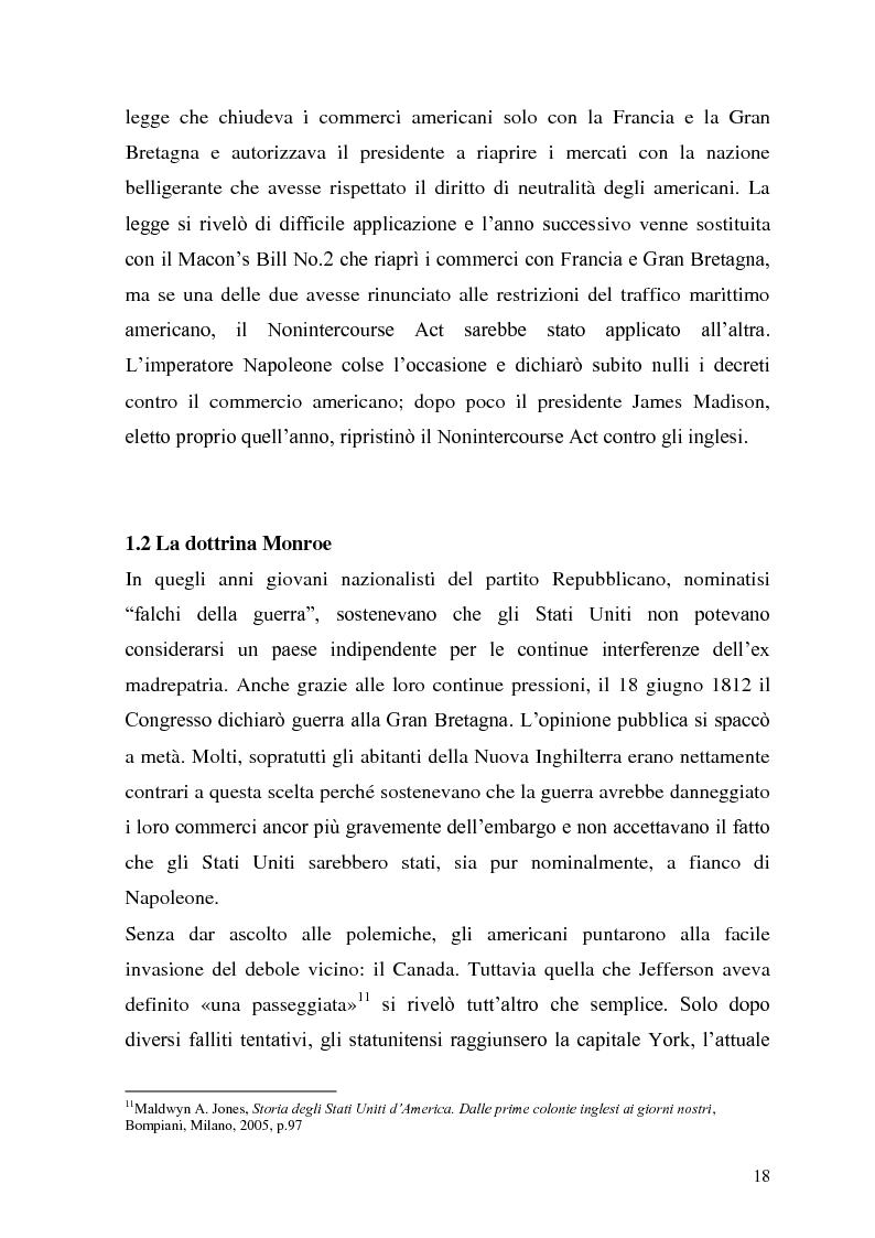 Anteprima della tesi: L'intervento statunitense in Bosnia-Erzegovina (1992-1995), Pagina 13