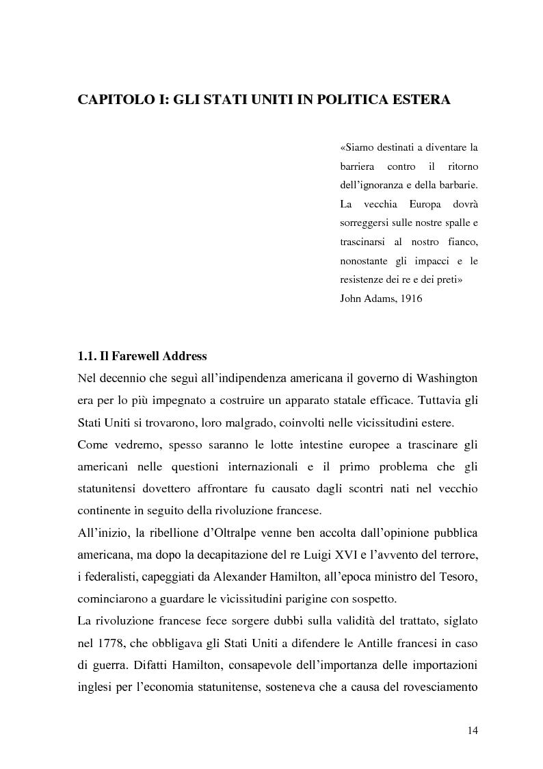 Anteprima della tesi: L'intervento statunitense in Bosnia-Erzegovina (1992-1995), Pagina 9