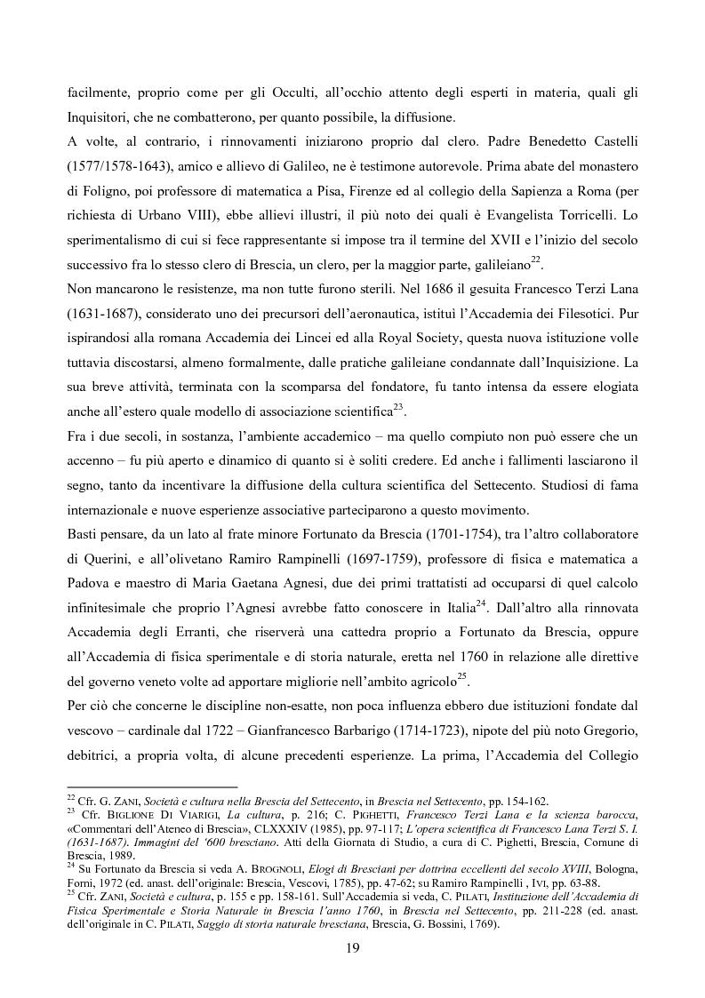 Anteprima della tesi: Erudizione e religione. Angelo Maria Querini e il respiro dell'Europa, Pagina 16