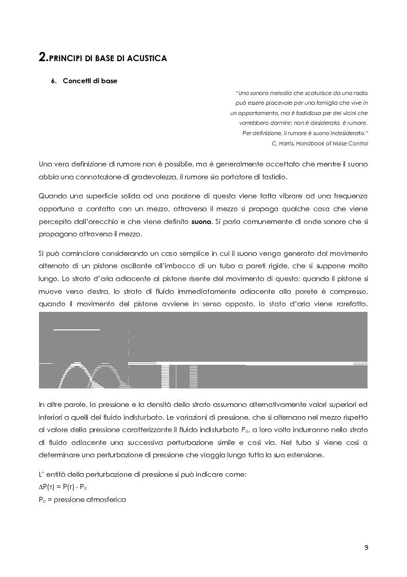 Anteprima della tesi: Architettura e rumore, Pagina 10