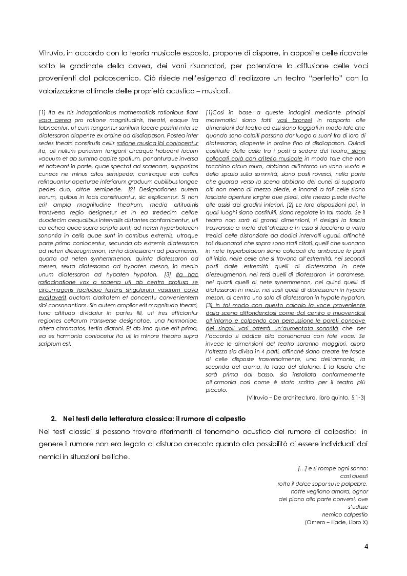 Anteprima della tesi: Architettura e rumore, Pagina 5