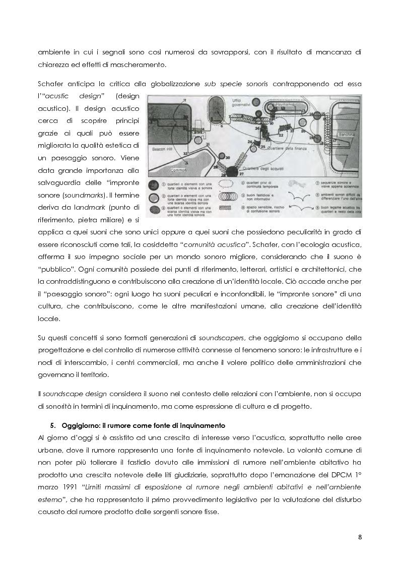 Anteprima della tesi: Architettura e rumore, Pagina 9