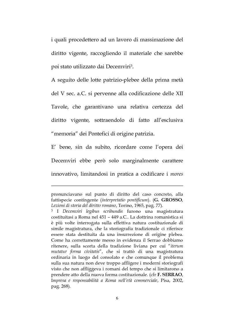 Anteprima della tesi: La procedura esecutiva personale sul debitore insolvente, Pagina 5