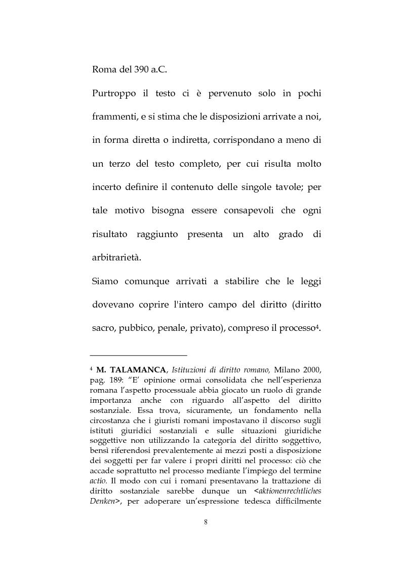Anteprima della tesi: La procedura esecutiva personale sul debitore insolvente, Pagina 7