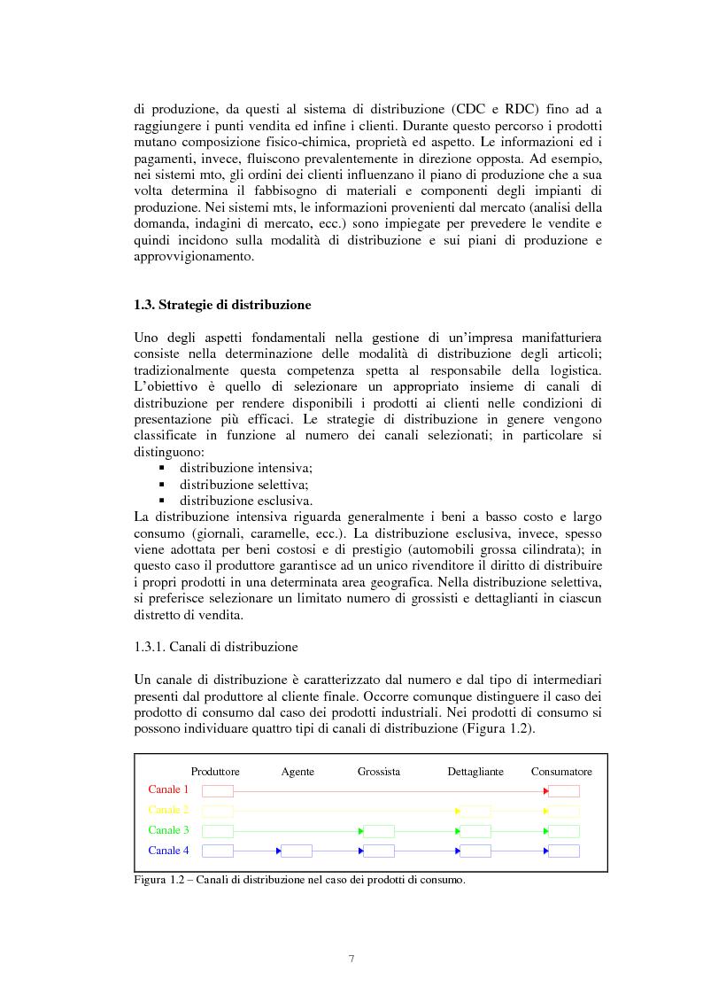 Anteprima della tesi: Il nodo logistico di Gioia Tauro a servizio della Sicilia. Potenzialità e criticità per il settore agrumicolo., Pagina 8