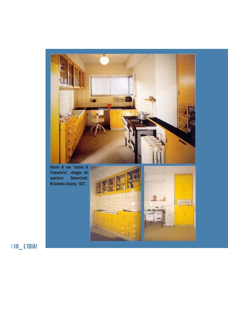Anteprima della tesi: L'IDIA! La cucina minima, Pagina 7