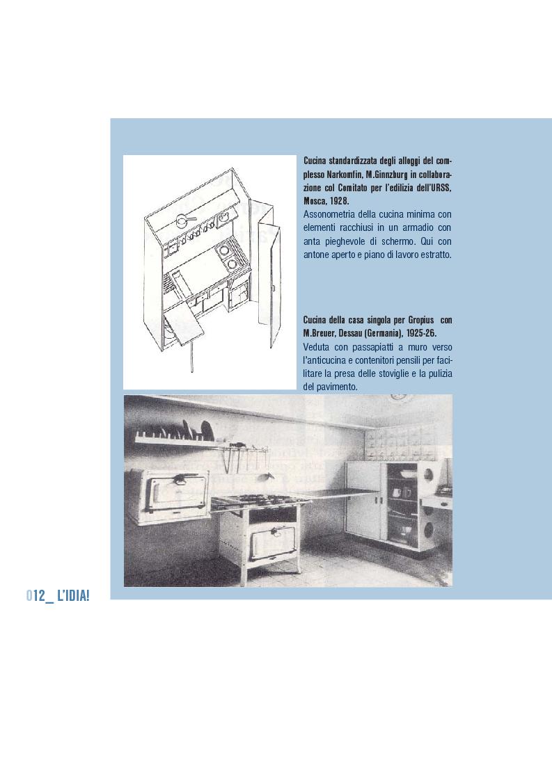 Anteprima della tesi: L'IDIA! La cucina minima, Pagina 9