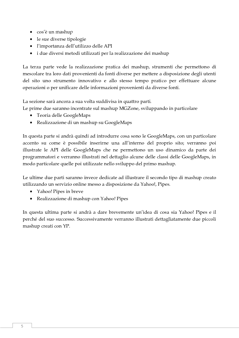 Anteprima della tesi: Mashup, dalla teoria alla pratica: un'implementazione per il Movimento Gen, Pagina 3