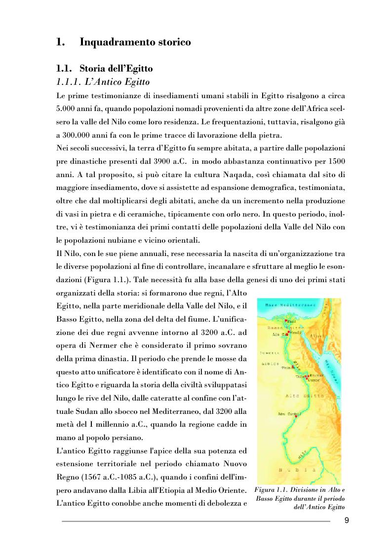 Anteprima della tesi: Studio di pesi in vetro di epoca fatimide mediante microspettroscopia di fluorescenza di raggi X, Pagina 4