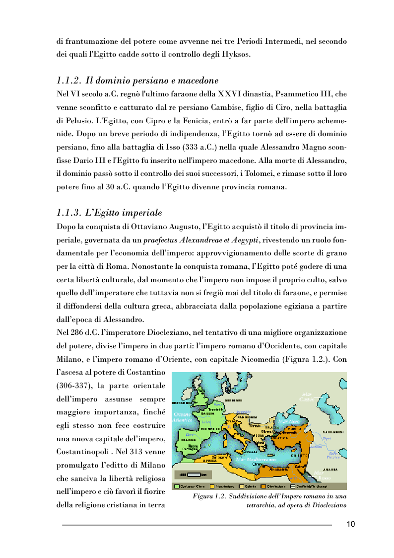 Anteprima della tesi: Studio di pesi in vetro di epoca fatimide mediante microspettroscopia di fluorescenza di raggi X, Pagina 5