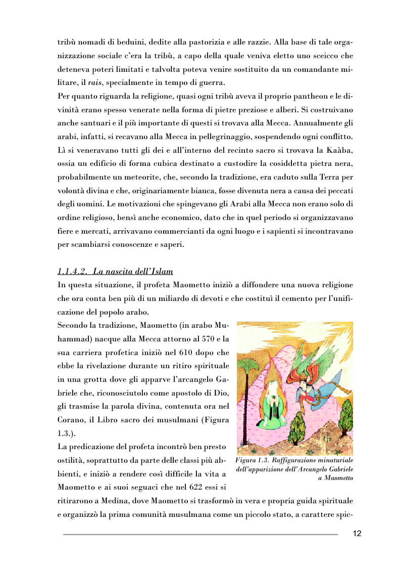 Anteprima della tesi: Studio di pesi in vetro di epoca fatimide mediante microspettroscopia di fluorescenza di raggi X, Pagina 7