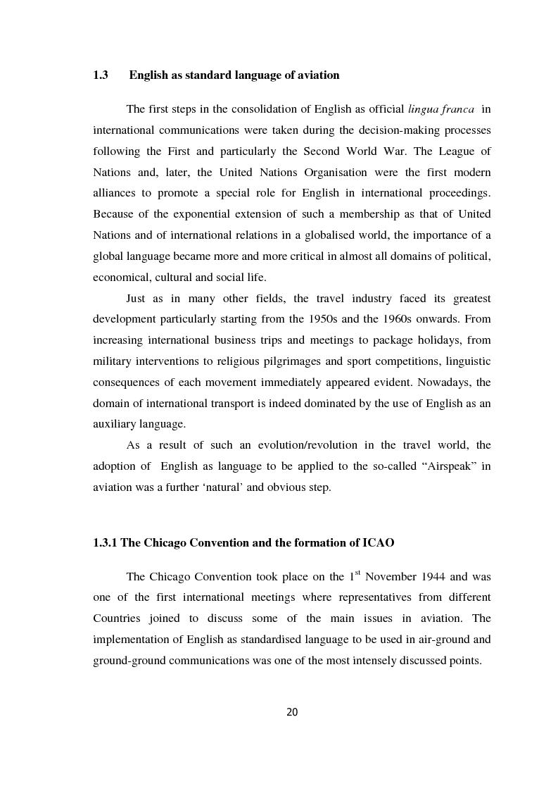 Anteprima della tesi: AIRSPEAK - The Importance of Effective Communication in Flight Safety, Pagina 10
