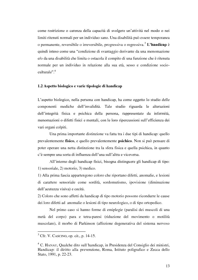 Anteprima della tesi: Biblioteca senza barriere: accessibilità per il disabile, Pagina 9