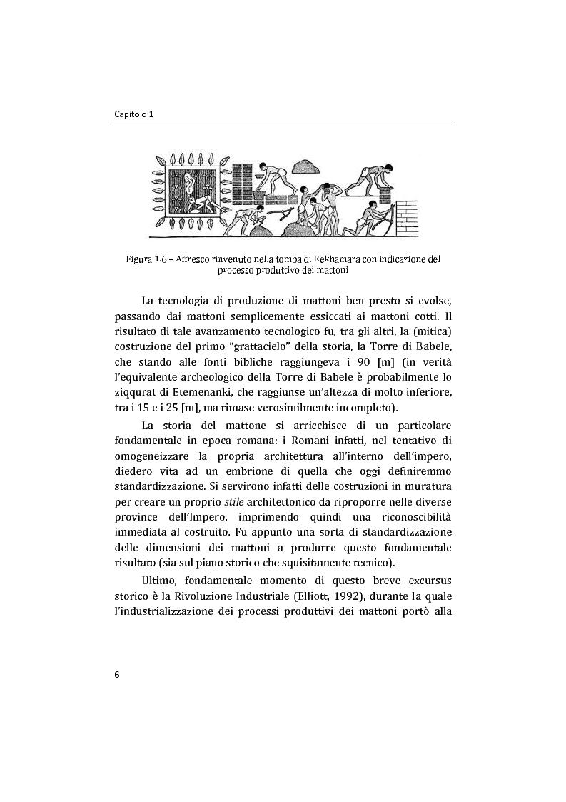 Anteprima della tesi: Analisi non lineare di pareti murarie sotto azioni orizzontali: modellazione a telaio Equivalente, Pagina 7