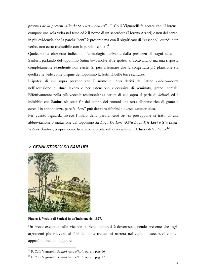 Anteprima della tesi: Dalla pace alla battaglia di Sanluri (1355-1409). Fonti documentarie e cronachistiche, Pagina 5