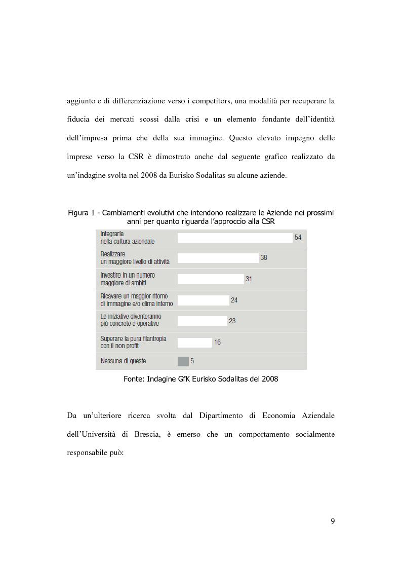 Anteprima della tesi: Sostenibilità e grande distribuzione organizzata: quali possibili prospettive?, Pagina 10
