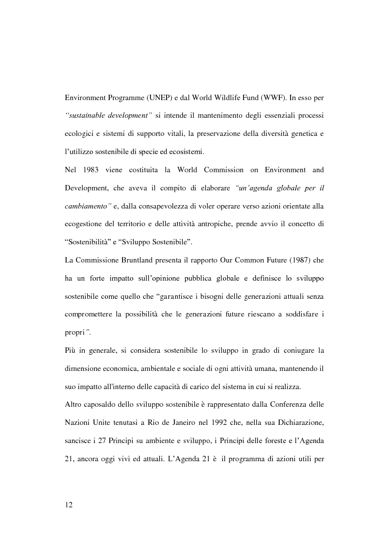 Anteprima della tesi: Sostenibilità e grande distribuzione organizzata: quali possibili prospettive?, Pagina 13