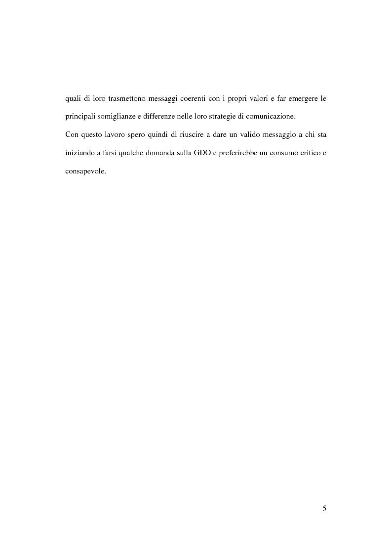 Anteprima della tesi: Sostenibilità e grande distribuzione organizzata: quali possibili prospettive?, Pagina 6