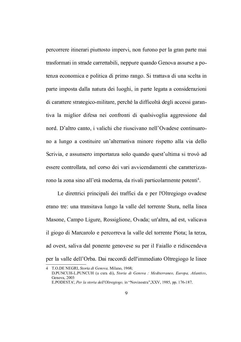Anteprima della tesi: Strutture ecclesiastiche dell'Ovadese medioevale, Pagina 8