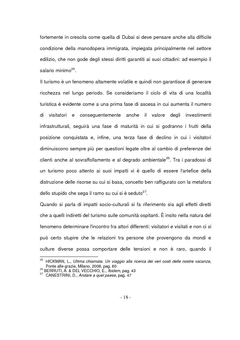 Anteprima della tesi: Il turismo responsabile: il caso Guariquén nella repubblica Dominicana, Pagina 16