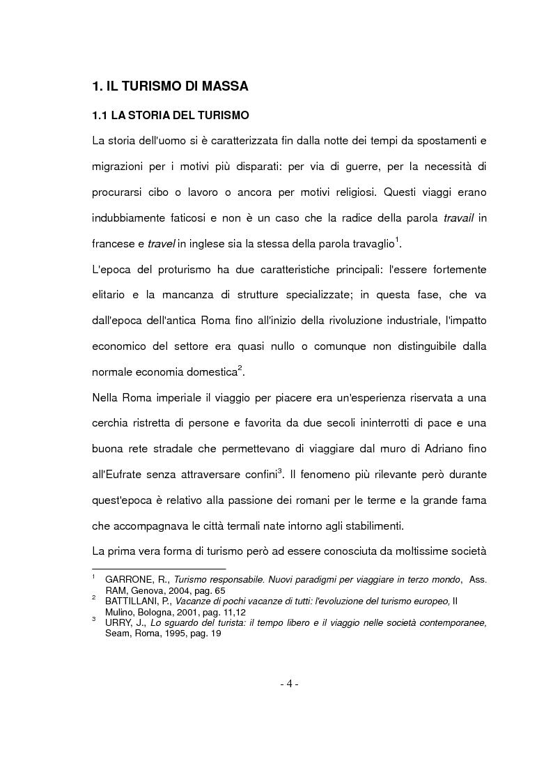 Anteprima della tesi: Il turismo responsabile: il caso Guariquén nella repubblica Dominicana, Pagina 2
