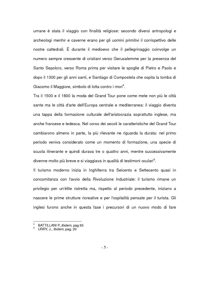 Anteprima della tesi: Il turismo responsabile: il caso Guariquén nella repubblica Dominicana, Pagina 3