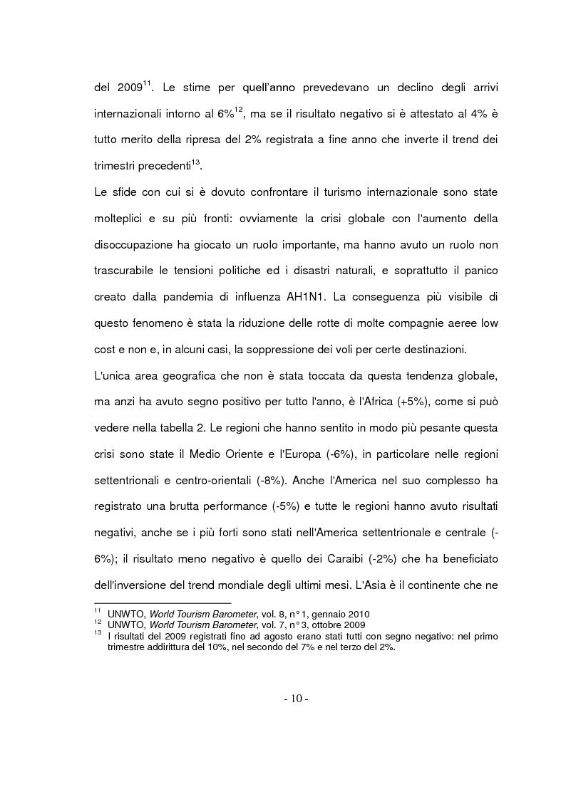 Anteprima della tesi: Il turismo responsabile: il caso Guariquén nella repubblica Dominicana, Pagina 8