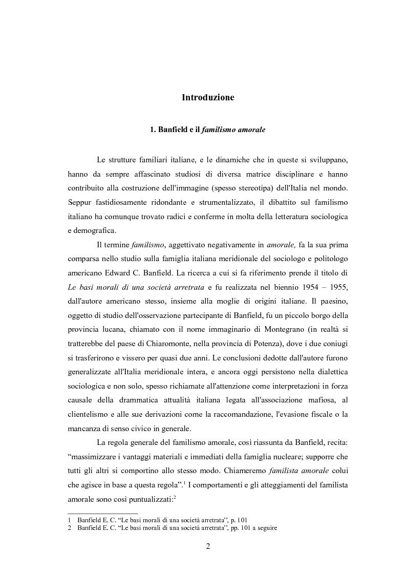 Anteprima della tesi: Il passaggio da gioventù ad età adulta nell'Italia dei primati demografici, Pagina 2