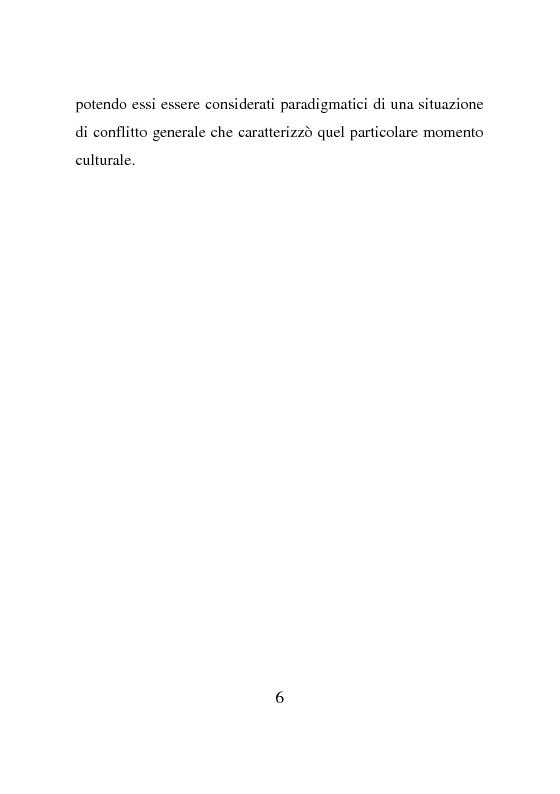 Anteprima della tesi: La rivista Quindici, storia e progetto letterario, Pagina 5