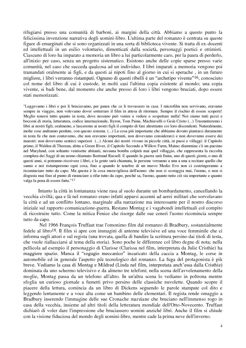 Anteprima della tesi: La comunicazione nella fantascienza, Pagina 10