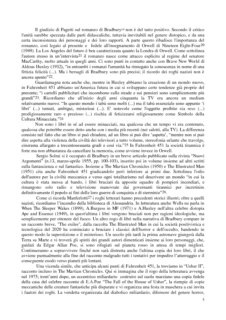 Anteprima della tesi: La comunicazione nella fantascienza, Pagina 11