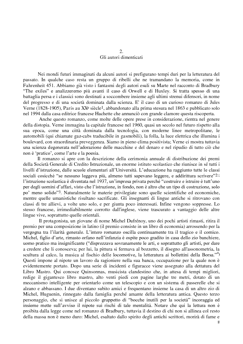 Anteprima della tesi: La comunicazione nella fantascienza, Pagina 14