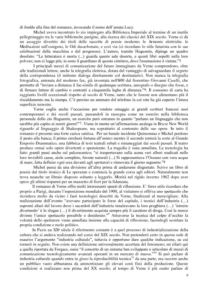 Anteprima della tesi: La comunicazione nella fantascienza, Pagina 15