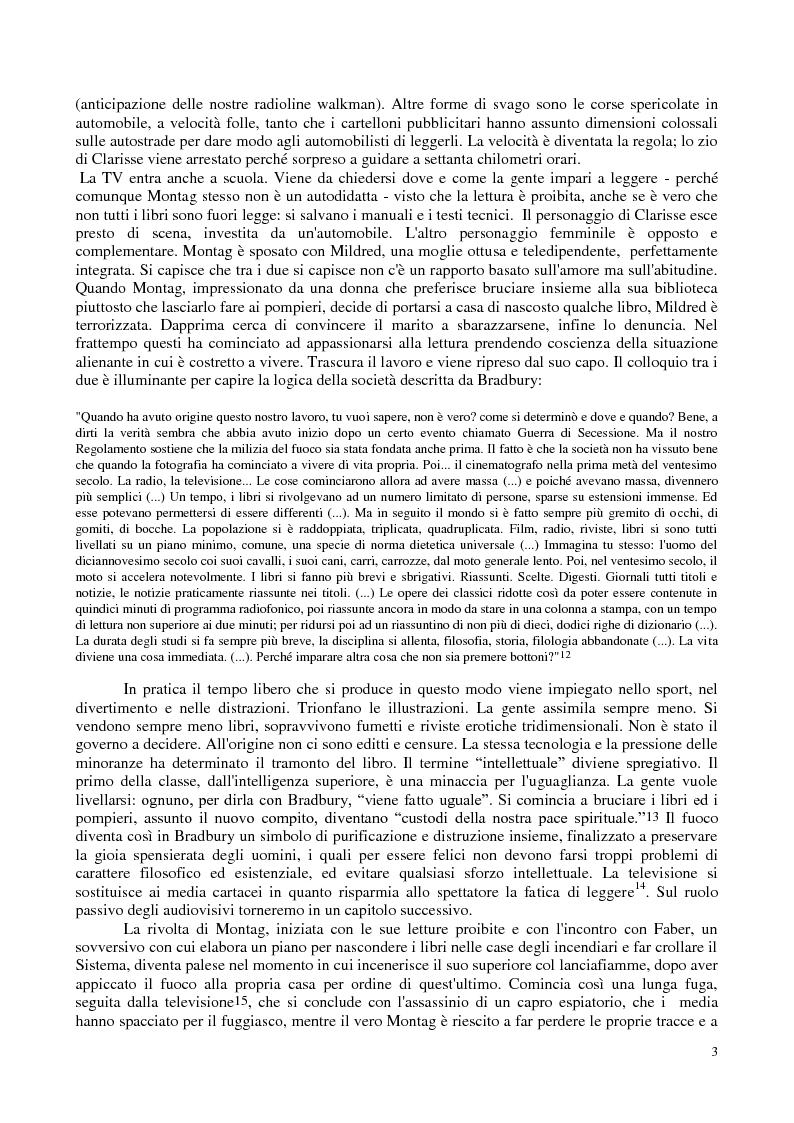 Anteprima della tesi: La comunicazione nella fantascienza, Pagina 9