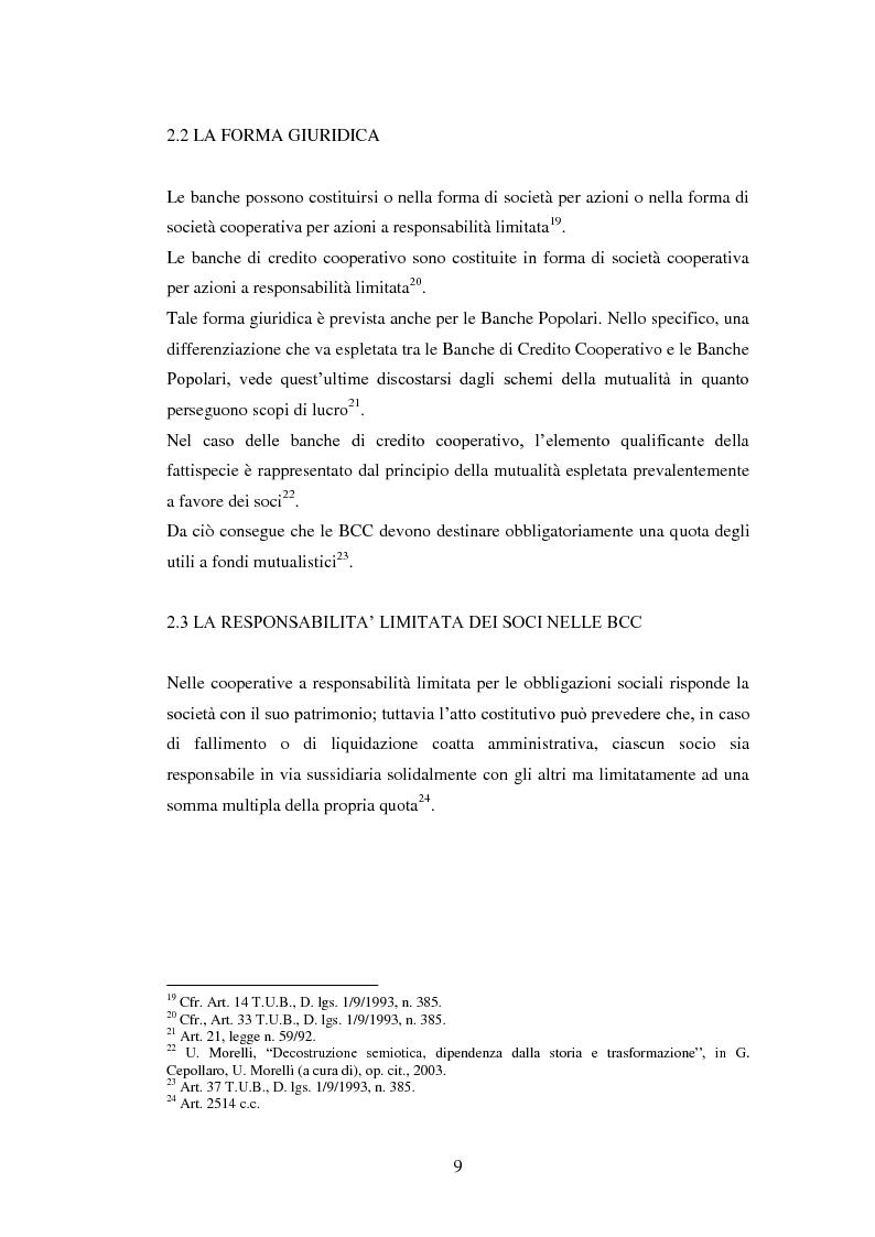 Anteprima della tesi: Le strategie delle banche di credito cooperativo nel settore dell'intermediazione mobiliare, Pagina 10