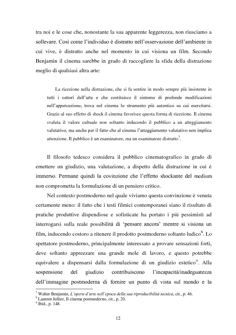 Anteprima della tesi: La madre orale tecnologica. Il rapporto tra lo spettatore e l'alterità nel cinema postmoderno, Pagina 10