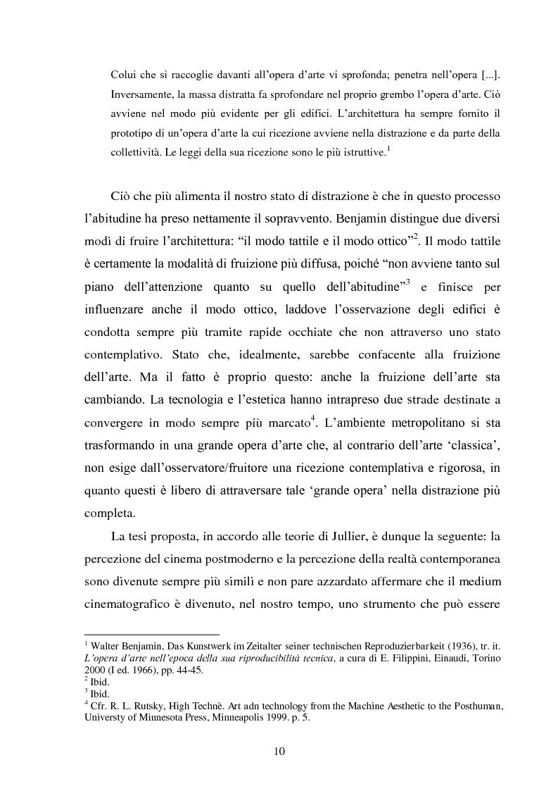 Anteprima della tesi: La madre orale tecnologica. Il rapporto tra lo spettatore e l'alterità nel cinema postmoderno, Pagina 8