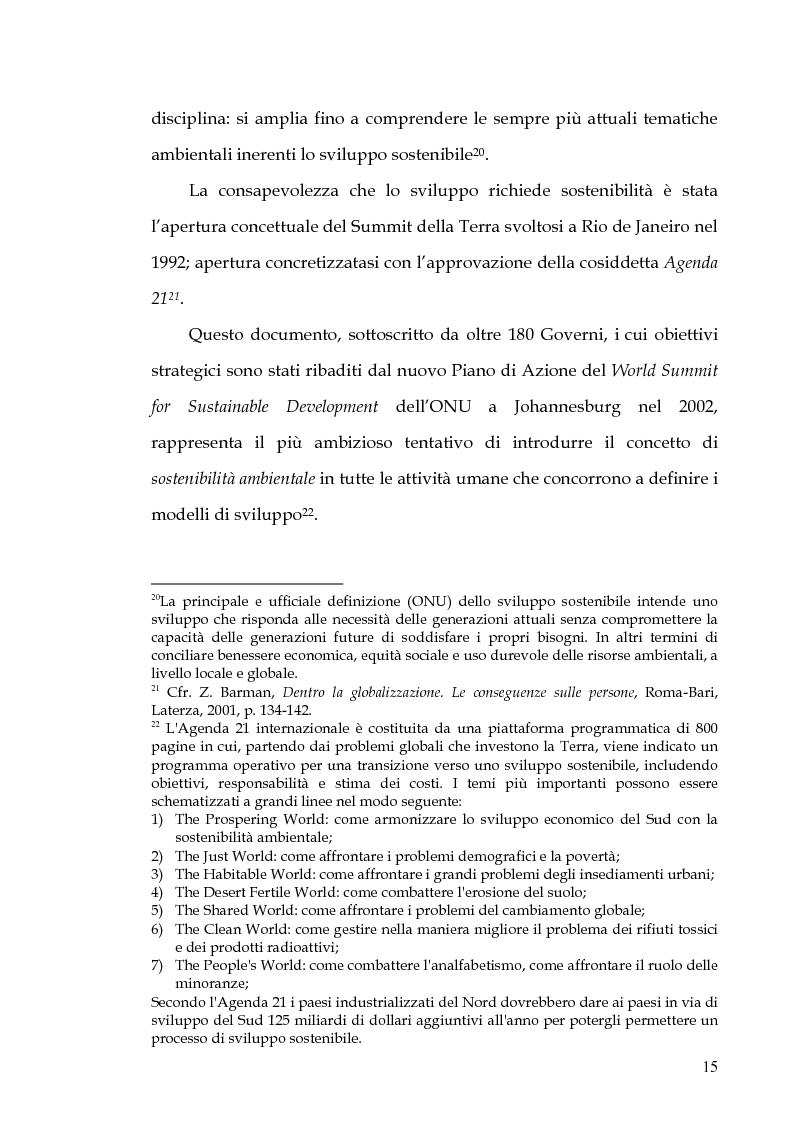Anteprima della tesi: Percorsi di formazione e aggiornamento per l'insegnamento della geografia nella scuola di base, Pagina 13
