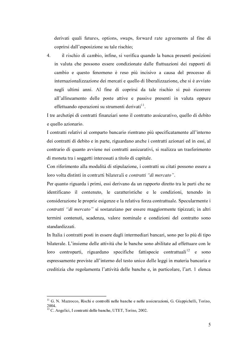 Anteprima della tesi: L'evoluzione delle forme di raccolta nelle banche, Pagina 6